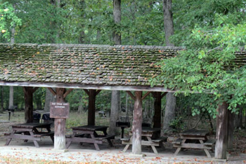 A State Park Shelter