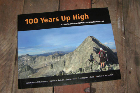 100 Years Up High book
