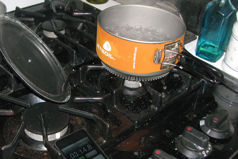 JetBoil Group Cooking Pot