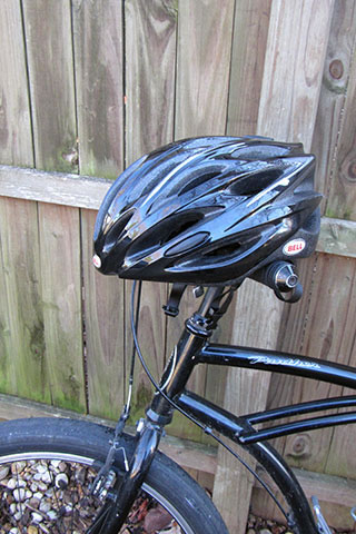 Bell Lumen bicycle helmet