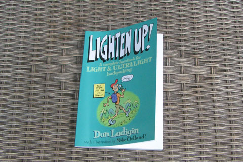 Lighten Up book