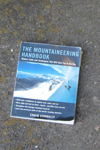 Tattered Mountaineering Handbook