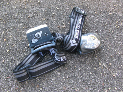 Black Diamond Spot Headlamps