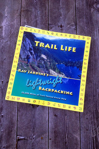 Trail Life by Jardine on table