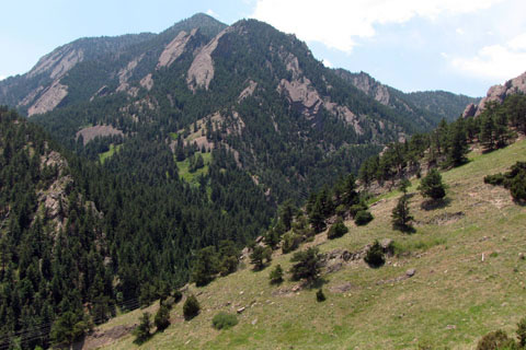Bear Peak, Boulder CO