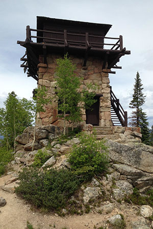 Shadow Mountain Fire Tower