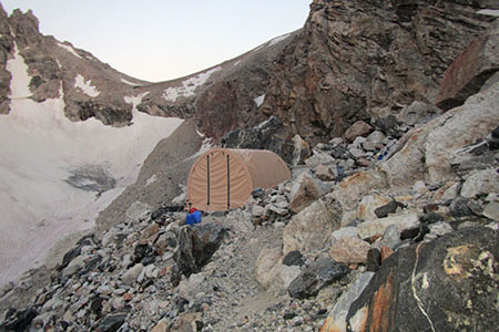 Quonset Hut of Jackson Hole Mountain Guides