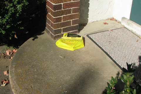 unwnted yellow Pages